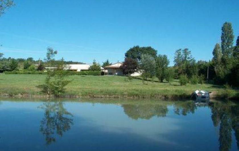 Location de vacances - Gîte à Monsaguel