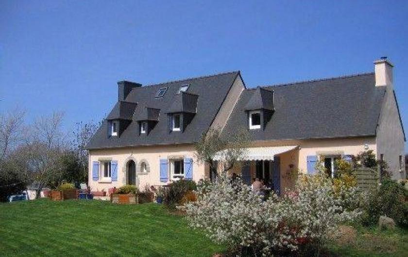 Location de vacances - Maison - Villa à Lannion