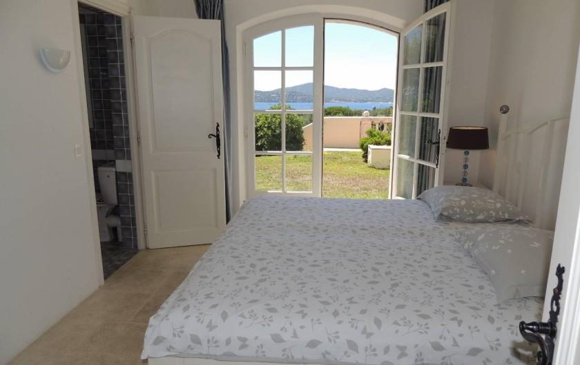 Location de vacances - Villa à Grimaud