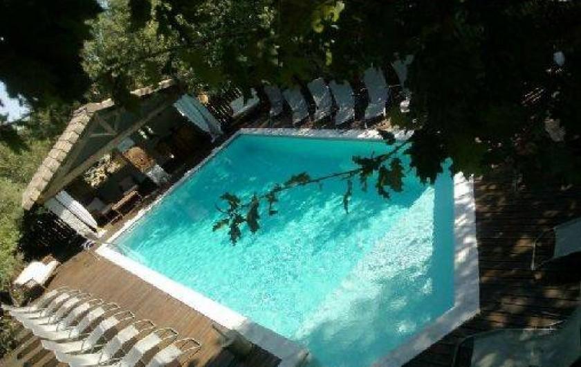 Location de vacances - Chalet à Labeaume