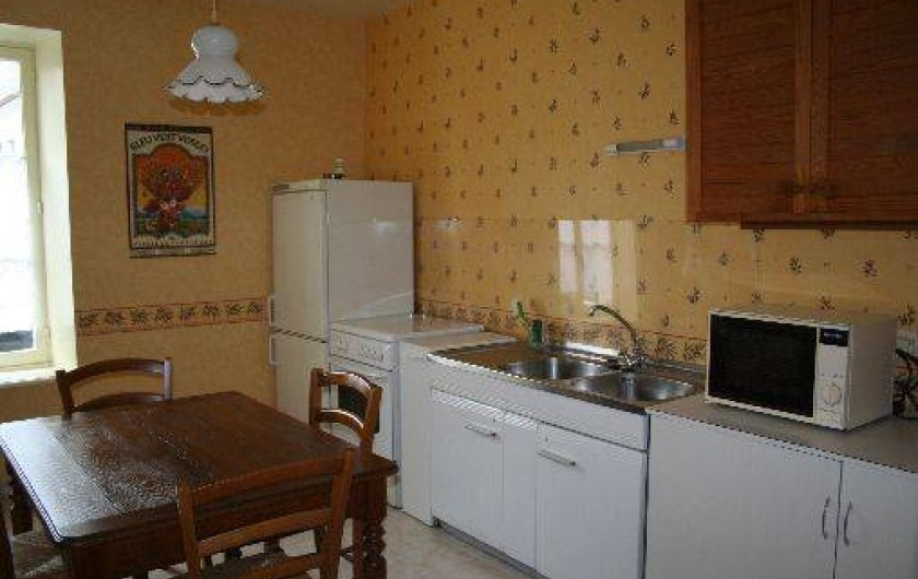 Location de vacances - Appartement à Le Val-d'Ajol