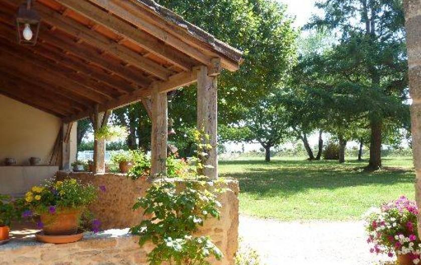 Location de vacances - Gîte à Montayral