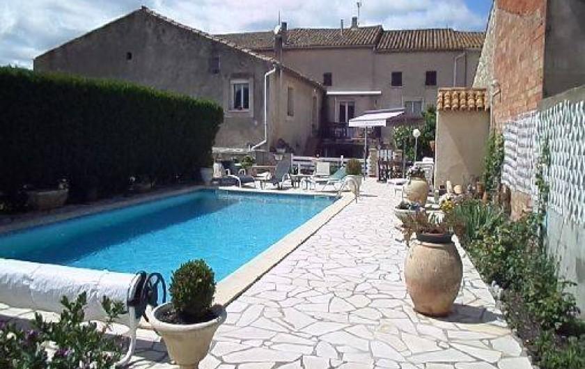 Location de vacances - Villa à Fleury