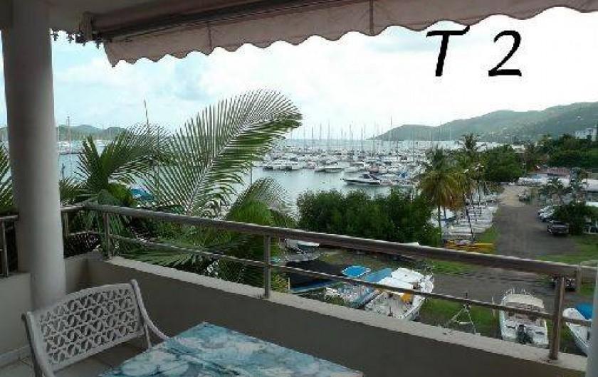 Location de vacances - Studio à Le Marin