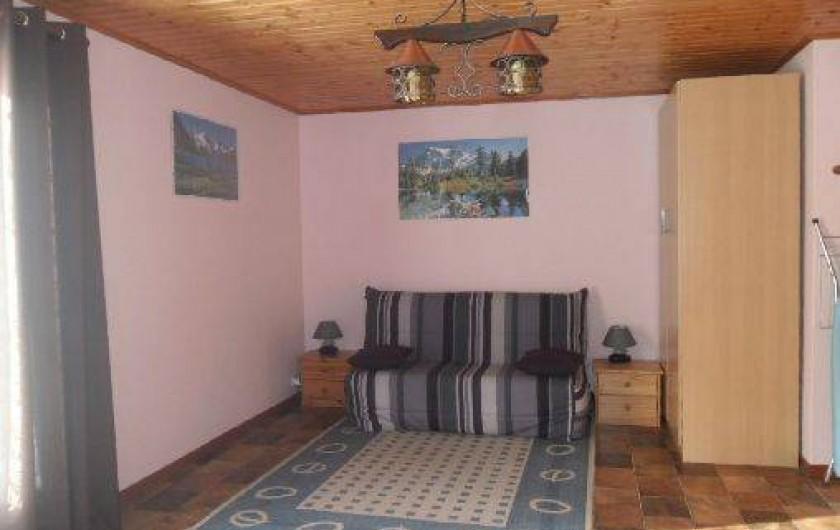 Location de vacances - Appartement à La Baume