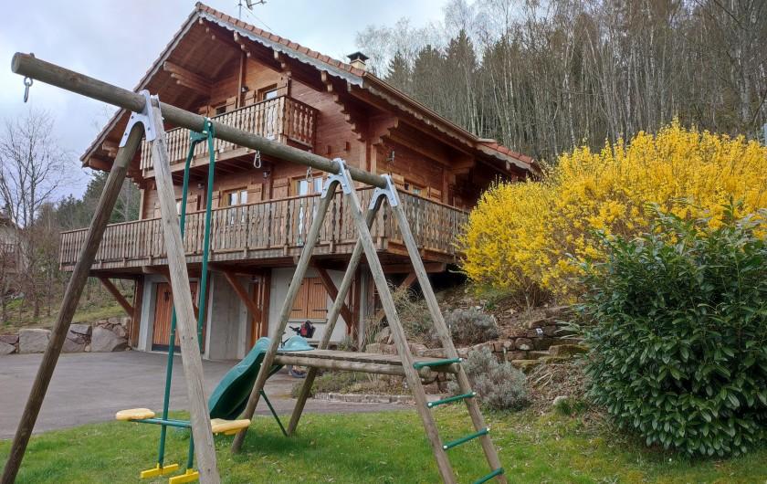 Location de vacances - Chalet à Anould