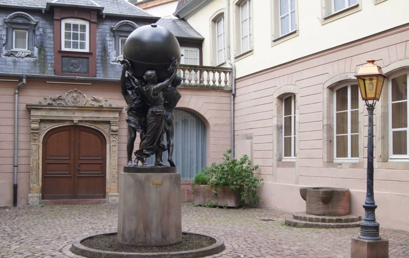 Location de vacances - Appartement à Colmar - Musée Bartholdi