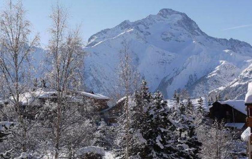 Location de vacances - Appartement à Les Deux Alpes - LA MUZELLE