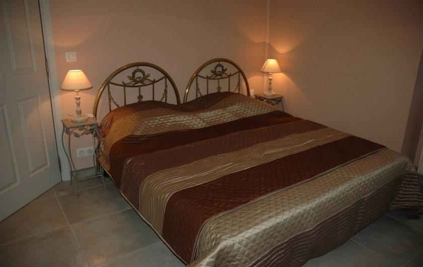 Location de vacances - Gîte à Badefols-sur-Dordogne - Autre chambre de LA LONGERE