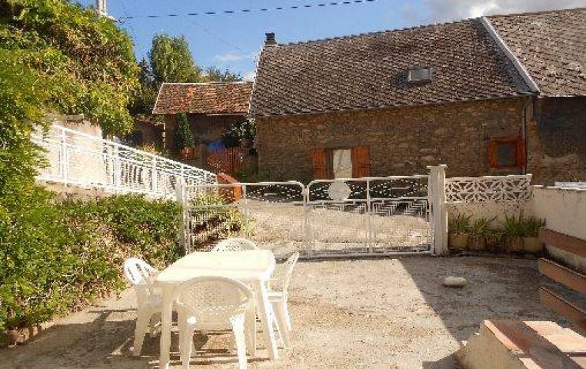 Location de vacances - Gîte à La Motte-d'Aveillans