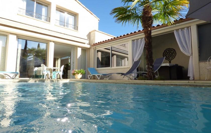 Location de vacances - Gîte à Saint-Vincent-Rive-d'Olt