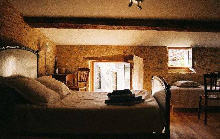 Location de vacances - Chambre d'hôtes à Monnières