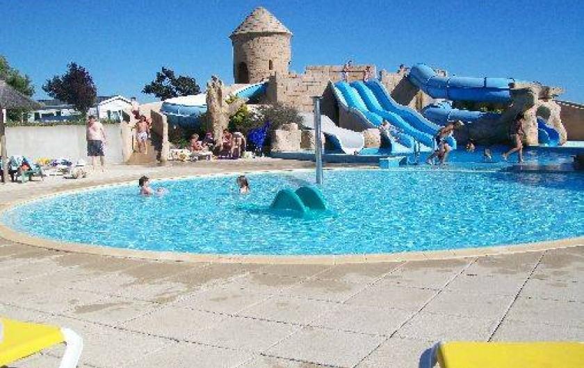 Location de vacances - Camping à Saint-Jean-de-Monts - Piscine St Jean de Monts