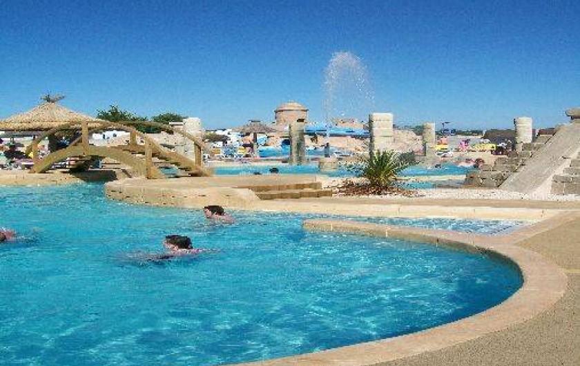 Location de vacances - Camping à Saint-Jean-de-Monts - jacuzzi St Jean de MOnts