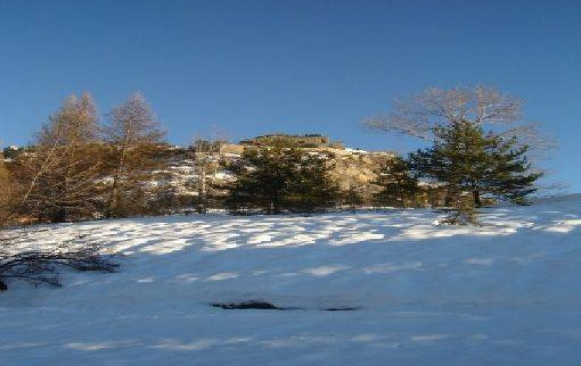 Location de vacances - Chalet à Briançon