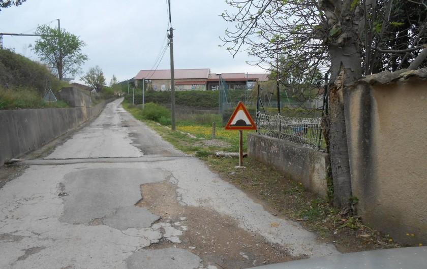 Location de vacances - Gîte à Vidauban - chemin de st anne
