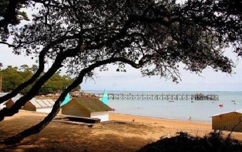 Location de vacances - Gîte à Beauvoir-sur-Mer