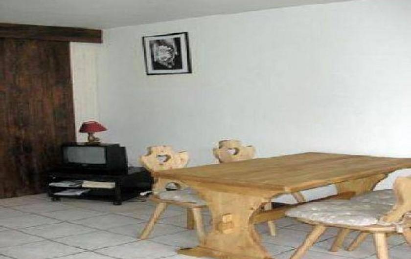 Location de vacances - Studio à Les Contamines-Montjoie