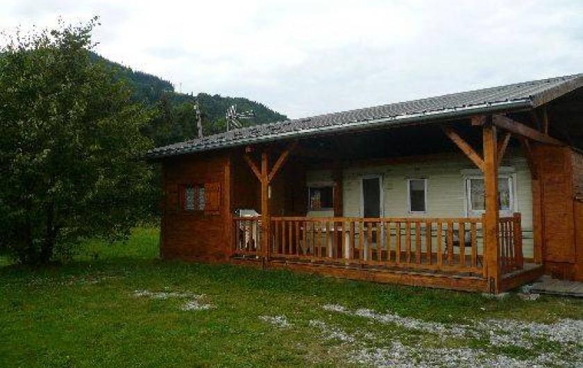 Location de vacances - Camping à Praz-sur-Arly