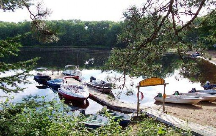 Location de vacances - Chalet à Grand-Remous