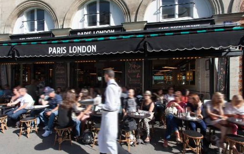 Location de vacances - Appartement à Paris - BAR - RESTAURANTS