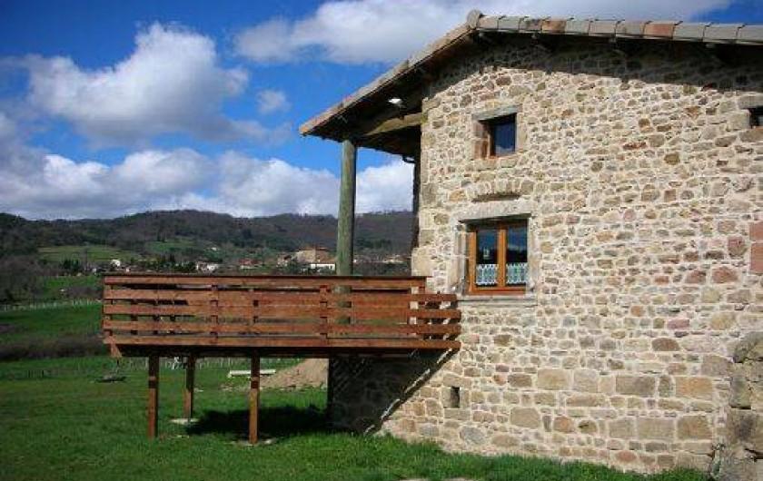 Location de vacances - Gîte à Saint-Appolinard