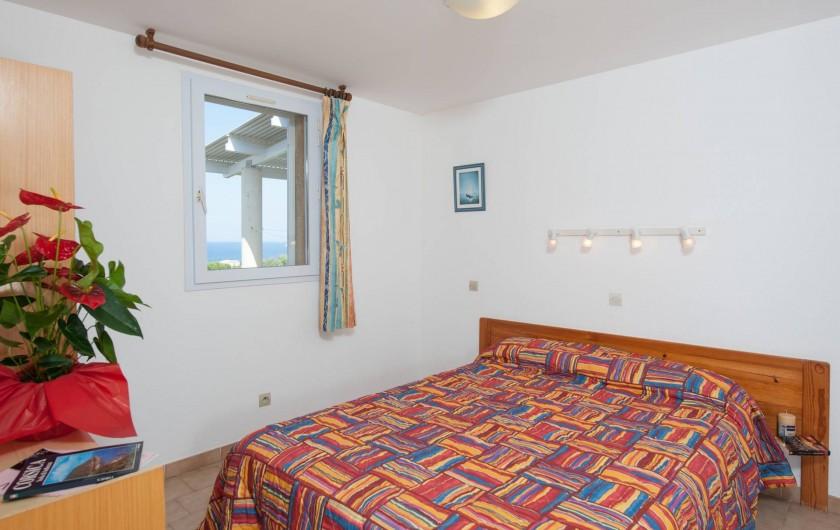Location de vacances - Appartement à Lumio - Chambre 2