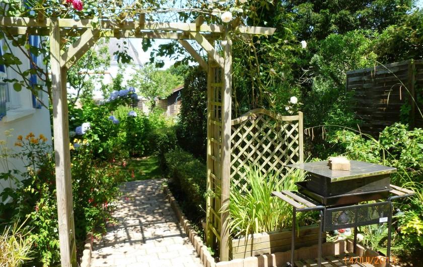 Location de vacances - Villa à Concarneau - vers jardin