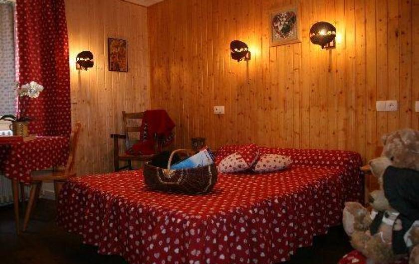 Location de vacances - Appartement à Lullin
