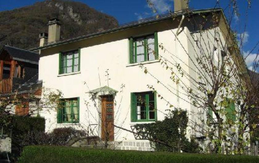 Location de vacances - Villa à Bagnères-de-Luchon