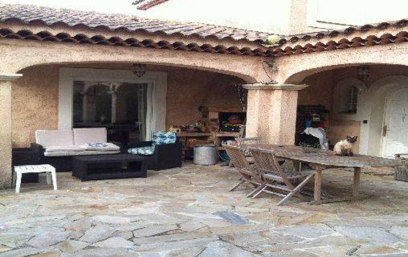 Location de vacances - Villa à La Garde