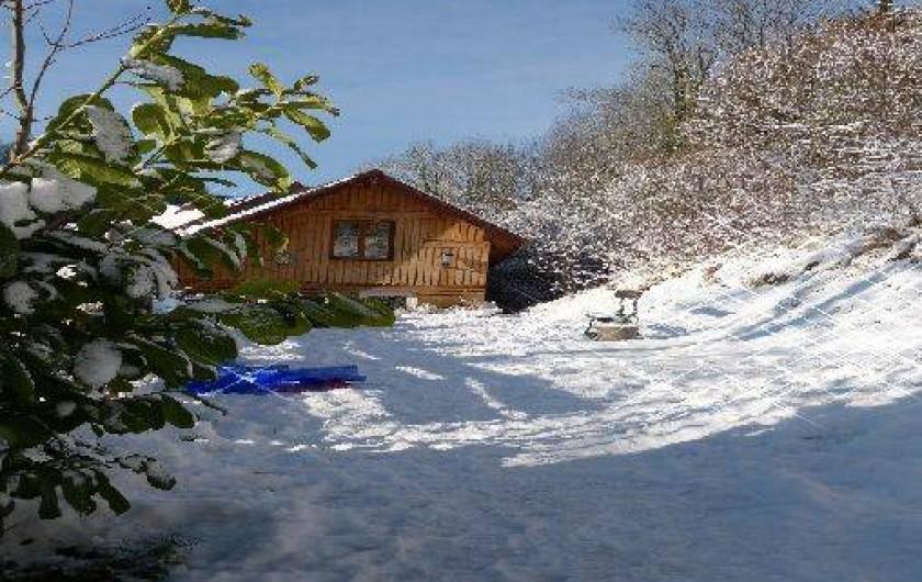 Location de vacances - Chalet à Cogna
