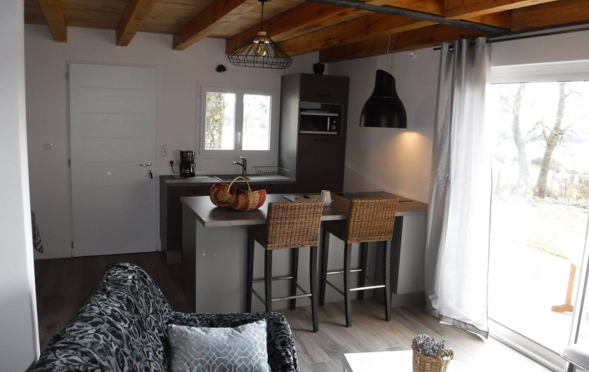 Location de vacances - Chalet à Villesoule - cuisine