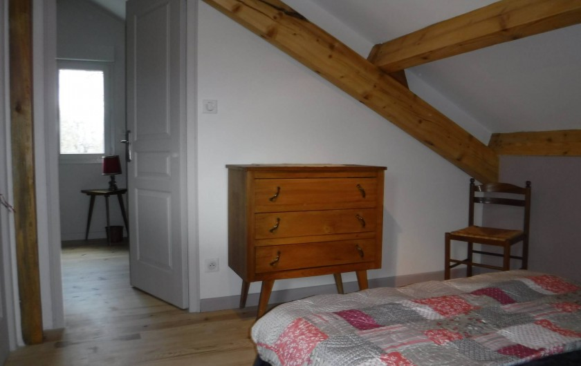 Location de vacances - Chalet à Villesoule - chambre 2
