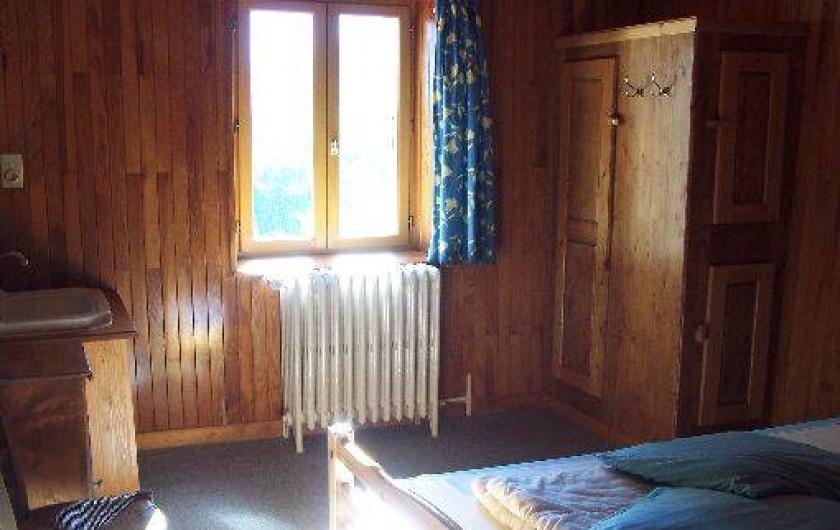 Location de vacances - Gîte à Thollon-les-Mémises
