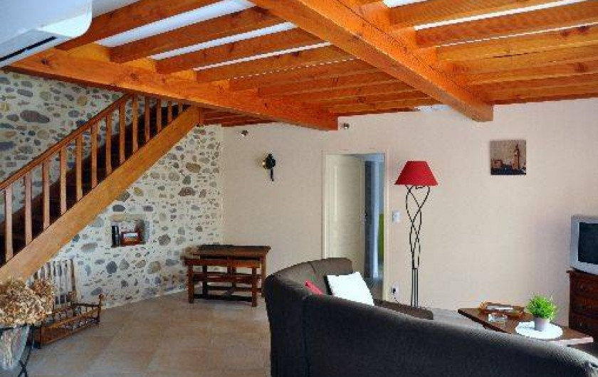 Location de vacances - Gîte à Villeneuve-Lécussan