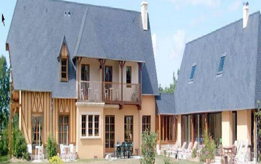 Location de vacances - Chambre d'hôtes à Gonneville-sur-Honfleur