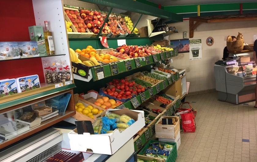 Location de vacances - Chalet à Servoz - Suivant la saison, citrons de Menton ou pomme de terre de Noirmoutier....