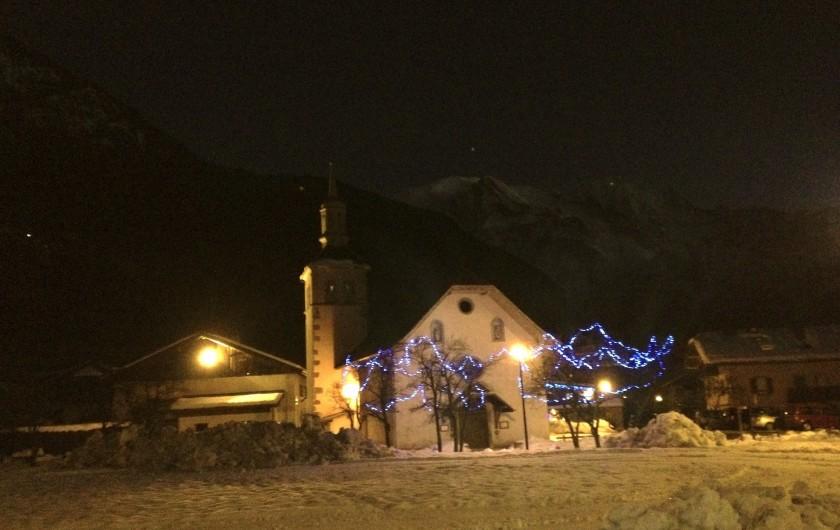 Location de vacances - Chalet à Servoz - Au coeur du massif du Mt Blanc.