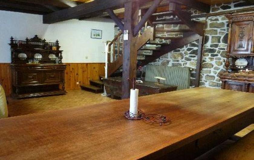 Location de vacances - Gîte à Riom-ès-Montagnes