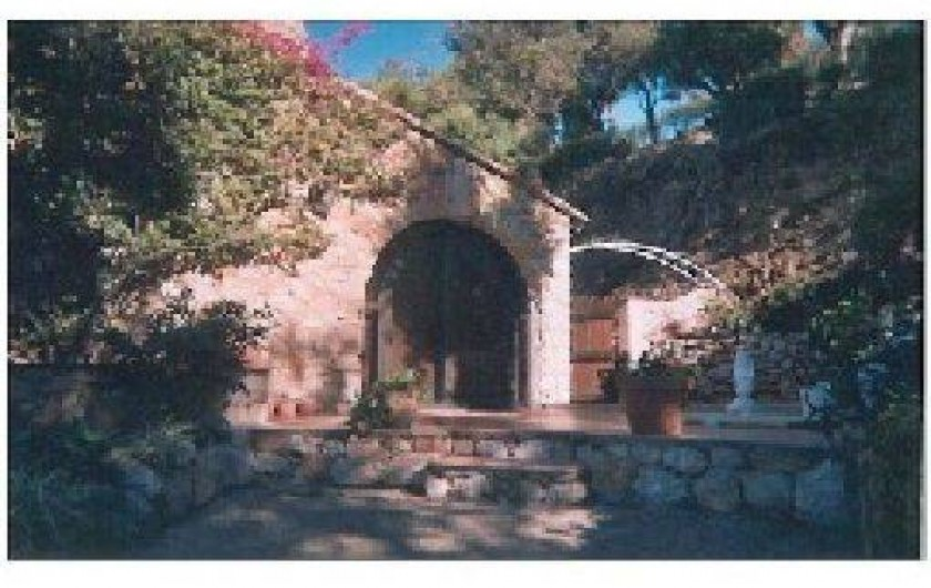 Location de vacances - Studio à Les Issambres