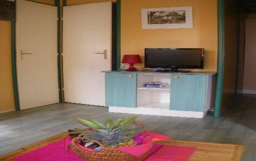 Location de vacances - Bungalow - Mobilhome à Ravine des Cabris