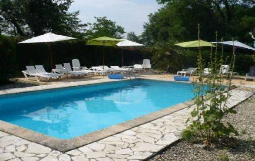 Location de vacances - Gîte à Gondrin