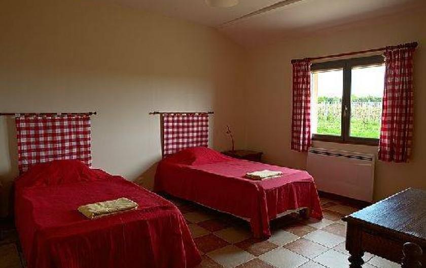 Location de vacances - Gîte à Gabarnac