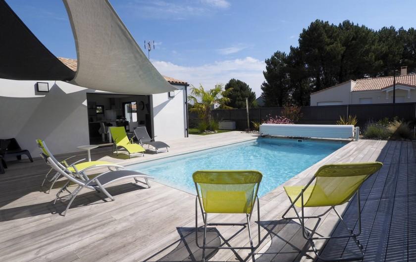 Location de vacances - Maison - Villa à Les Mathes