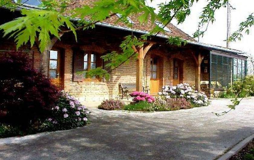 Location de vacances - Gîte à Sainte-Croix