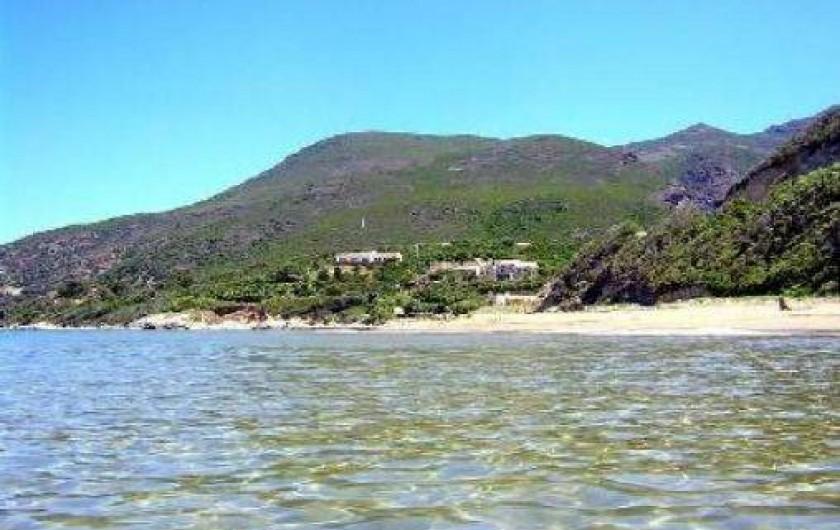 Location de vacances - Maison - Villa à Farinole