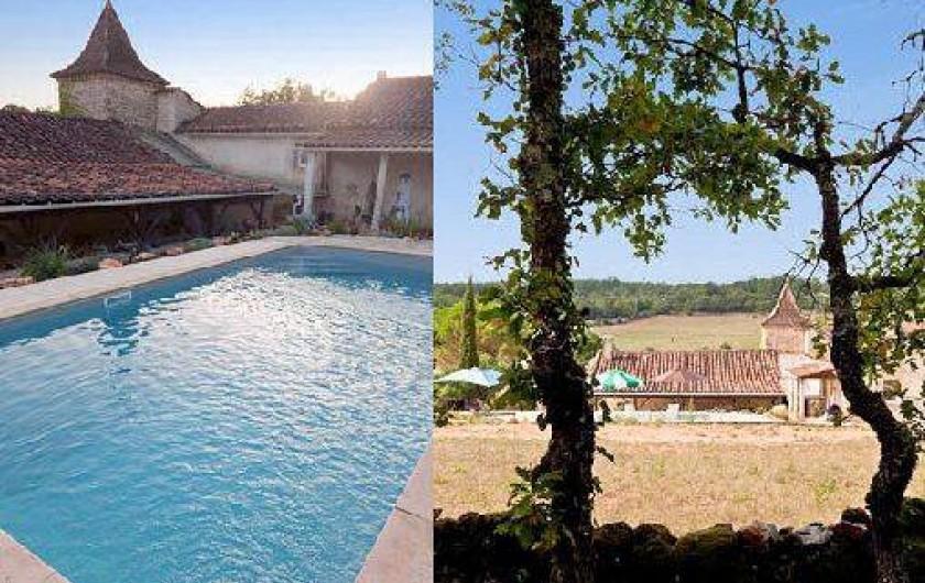 Location de vacances - Chambre d'hôtes à Escamps