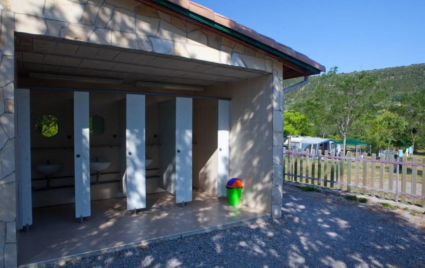 Location de vacances - Camping à Lussas