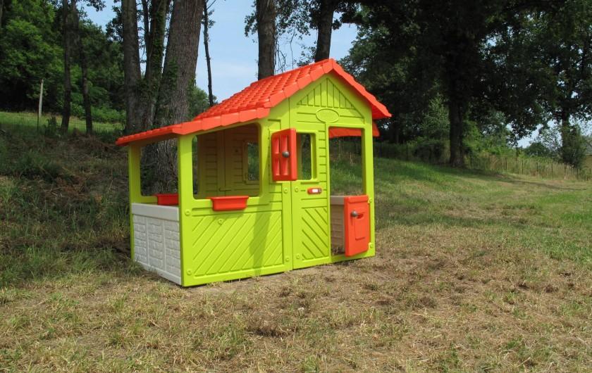 Location de vacances - Gîte à Cublac - Maisonnette
